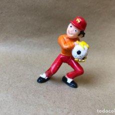 Figuras de Goma y PVC: ANTIGUA FIGURA PVC PERSONAJE DE OLIVER Y BENJI. AÑOS 80. YOLANDA COMANSI. Lote 111722019
