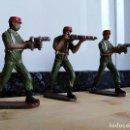 Figuras de Goma y PVC: SOLDADOS CUBANOS MOYA REG. Lote 111774235