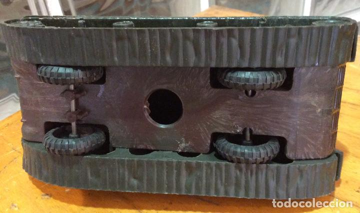 Figuras de Goma y PVC: CASCOS AZULES CON TANQUE DE JECSAN - Foto 7 - 111851431