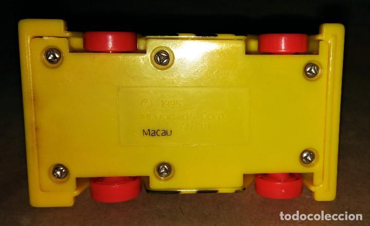 Figuras de Goma y PVC: Figura Ronald McDonald bombero camión escalera Happy Meal Mc Donalds 1995 payaso - Foto 5 - 112016615