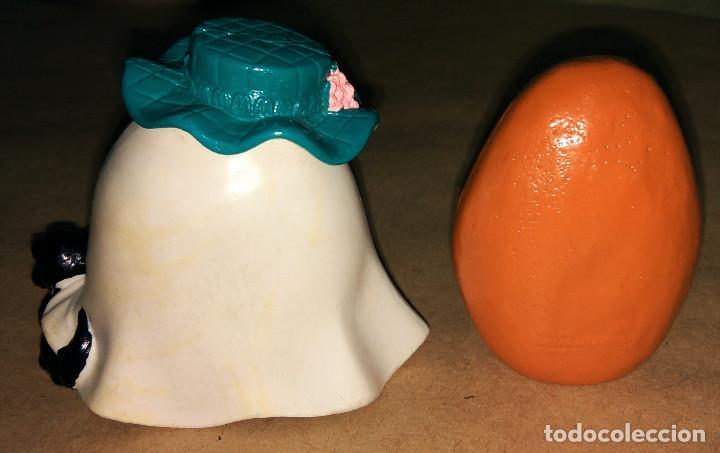 Figuras de Goma y PVC: Figura Patata disfraz Halloween Fantasma manta Happy Meal Mc Donalds 1993 McNugget Buddies McBoo - Foto 3 - 112016879