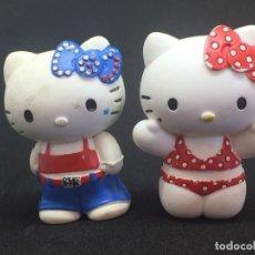 Figuras de Goma y PVC: FIGURA O MUÑECO GOMA PVC - HELLO KITTY - BULLY. Lote 112047983