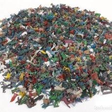 Figuras de Goma y PVC: LOTE DE SOLDADITOS MONTAPLEX . MAS DE 1000 FIGURAS . DIFERENTES EJERCITOS. Lote 112057263