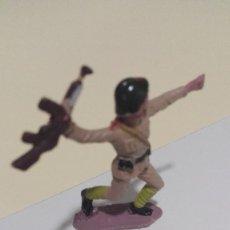 Figuras de Goma y PVC: FIGURA SOLDADO RUSO PECH. Lote 112060815