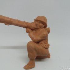 Figuras de Goma y PVC: ANTIGUA FIGURA EN PLASTICO. SOLDADOS. MAIRZA, PIPERO. AÑOS 70. MADE IN SPAIN.. Lote 112073923