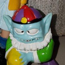 Figuras de Goma y PVC: BONITA FIGURA PVC GOMA DE BOLA DE DRAGON BALL TOEI YOLANDA. Lote 112109194