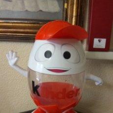 Figuras Kinder: KINDER MASCOTA EXPOSITOR GRAN TAMAÑO. Lote 112120492