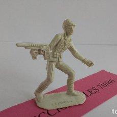 Figuras de Goma y PVC: SOLDADOS DEL MUNDO COMANSI JAPONES Nº 1034 DE PLASTICO O PVC ORIGINAL AÑOS 70/80. Lote 112144371