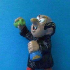 Figuras de Goma y PVC: FIGURAS FIGURA PVC PITUFO. Lote 112145611