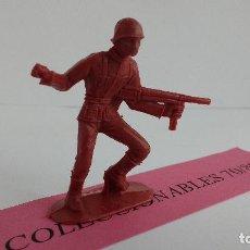 Figuras de Goma y PVC: SOLDADOS DEL MUNDO COMANSI ALEMAN Nº 1054 DE PLASTICO O PVC ORIGINAL AÑOS 70/80. Lote 112145871