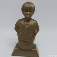 Figuras de Goma y PVC: BUSTO FIGURA PROMOCIONAL CEREALES KELLOGG'S. PERSONAJE ANAKIN SKYWALKER DE STAR WARS.. Lote 112159191