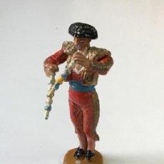 Figuras de Goma y PVC: BANDERILLERO DE TEIXIDO. Lote 112247215