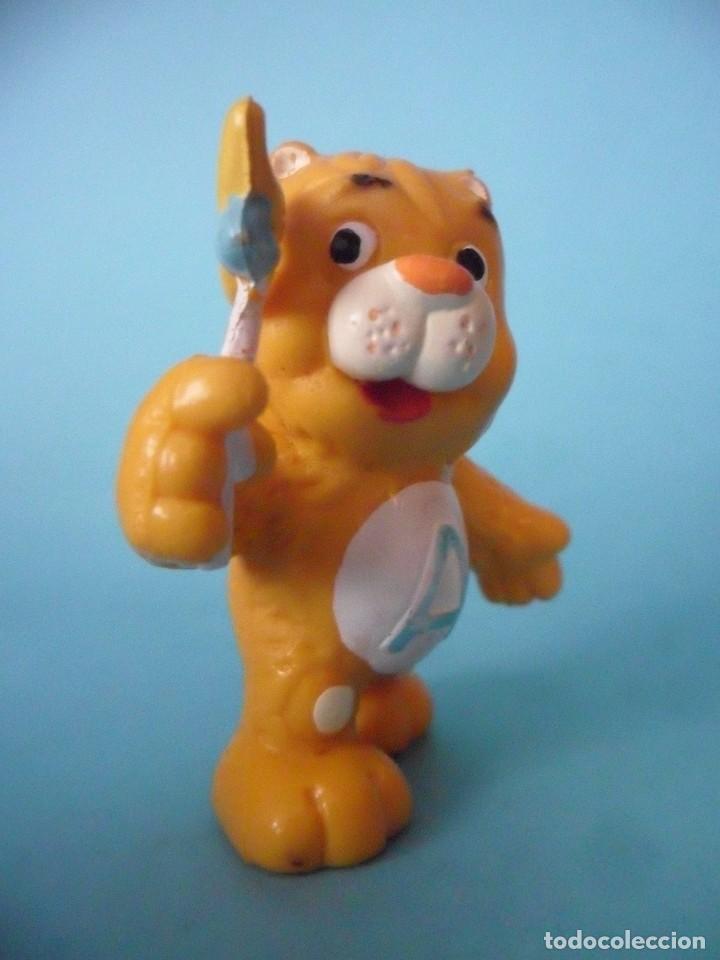 Figuras de Goma y PVC: CARE BEARS OSOS AMOROSOS OSOS ANGELOSOS FIGURA DE PVC AÑOS 80 - Foto 2 - 112260775