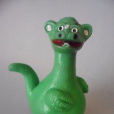 Figuras de Goma y PVC: LOS AURONES POTY POTY FIGURA DE PVC DOCON FILMS YOLANDA AÑOS 80. Lote 112262795