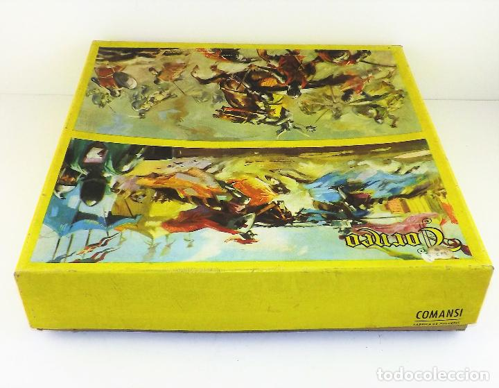 Figuras de Goma y PVC: Comansi Torneo caja completa - Foto 8 - 128840415