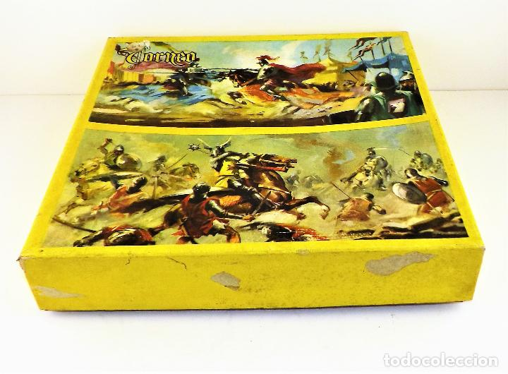 Figuras de Goma y PVC: Comansi Torneo caja completa - Foto 10 - 128840415