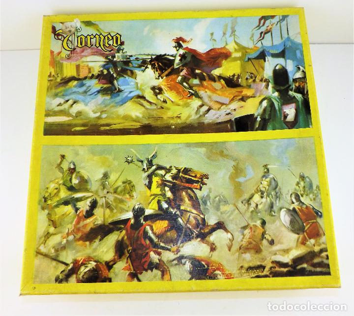 Figuras de Goma y PVC: Comansi Torneo caja completa - Foto 11 - 128840415
