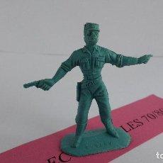 Figuras de Goma y PVC: SOLDADOS DEL MUNDO COMANSI CUBANO Nº 1025 DE PLASTICO O PVC ORIGINAL AÑOS 70/80. Lote 112304763