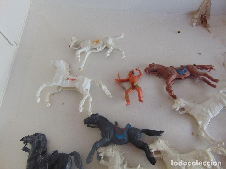 Figuras de Goma y PVC: FUERTE DE EL OESTE FORT FEDERAL DE COMANSI - Foto 25 - 112396875