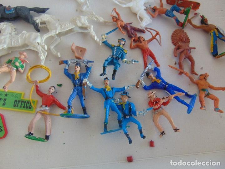 Figuras de Goma y PVC: FUERTE DE EL OESTE FORT FEDERAL DE COMANSI - Foto 27 - 112396875