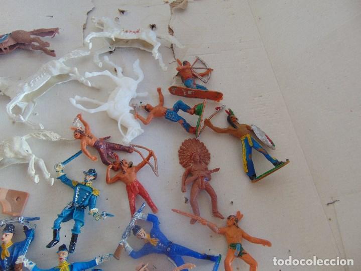 Figuras de Goma y PVC: FUERTE DE EL OESTE FORT FEDERAL DE COMANSI - Foto 28 - 112396875