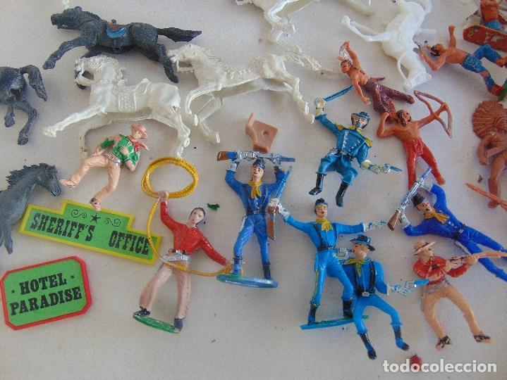 Figuras de Goma y PVC: FUERTE DE EL OESTE FORT FEDERAL DE COMANSI - Foto 31 - 112396875