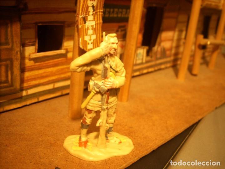 VAQUERO TRAMPERO JECSAN REAMSA SOTORRES (Juguetes - Figuras de Goma y Pvc - Comansi y Novolinea)