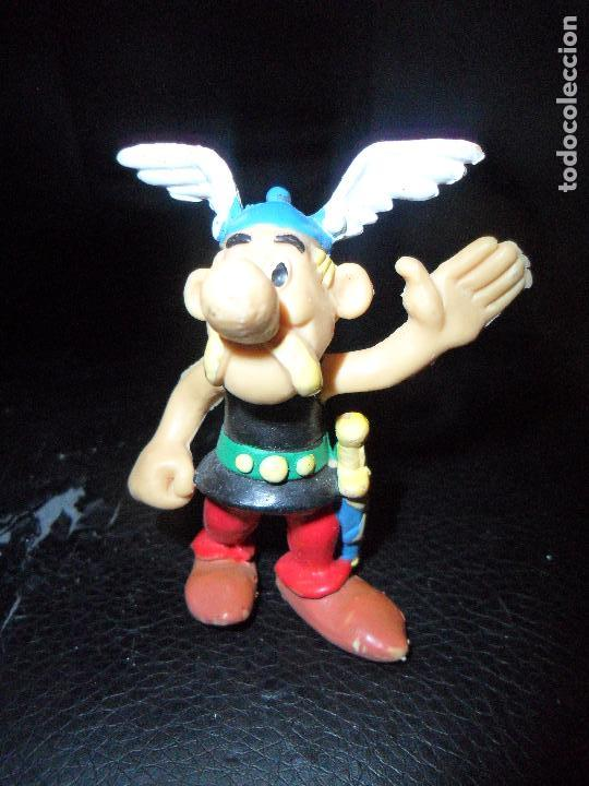 ASTERIX - FIGURA PVC COMICS SPAIN - (Juguetes - Figuras de Goma y Pvc - Comics Spain)