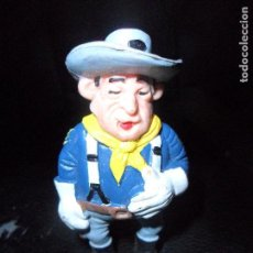 Figuras de Goma y PVC: FIGURA PVC LUCKY LUKE - MARCA: SCHLEICH. Lote 112535179