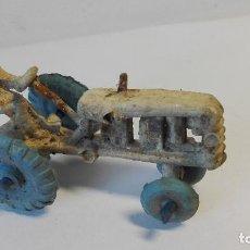 Figuras de Goma y PVC: TRACTOR REAMSA AÑOS 50. Lote 112621683