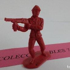 Figuras de Goma y PVC: SOLDADOS DEL MUNDO COMANSI JAPONES Nº 1033 DE PLASTICO O PVC ORIGINAL AÑOS 70/80. Lote 112699647