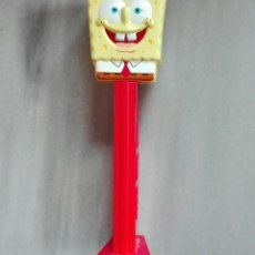 Dispensador Pez: DISPENSADOR PEZ GIGANTE BOB ESPONJA . Lote 112782683