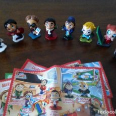 Figuras Kinder: KINDER COLEAMIGOS. COMPLETA.. Lote 112798059