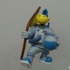Figuras de Goma y PVC: FIGURA PVC DANONINO ASTRONAUTA DANONE. Lote 112828858