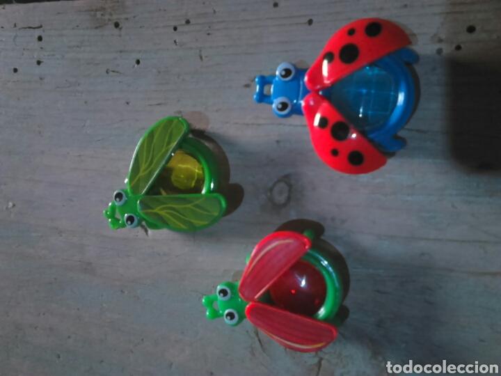 Figuras Kinder: Lote de 3,figuras coleccion ferrero, huebo kinder se201-se203-se204,ideal coleccionistas - Foto 2 - 112883352