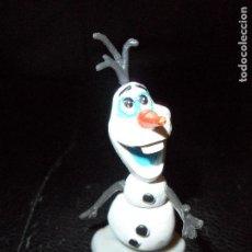 Figuras de Goma y PVC: OLAF DEL FILM FROZEN - FIGURA PVC, MARCA: DISNEY -. Lote 112883843