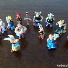 Figuras Kinder: LOTE DE KINDER ASTÉRIX. 13 FIGURAS DISTINTAS.. Lote 112902943