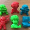 Figuras de Goma y PVC: GARBAGE PAIL KIDS - LA PANDILLA BASURA - MINIKINS ( TIPO DUNKIN ) - FIGURAS DE GOMA. Lote 148438857