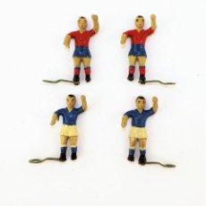 Figuras de Goma y PVC: JUGADORES DE FUTBOLÍN AÑOS 60. Lote 113061443