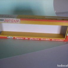 Figuras de Goma y PVC: FIGURAS JECSAN. Lote 156885830