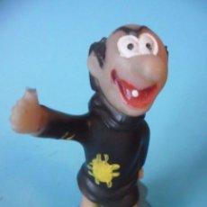 Figuras de Goma y PVC: SMURFS LOS PITUFOS GARGAMEL RARA FIGURA PEYO JUGASA 1984 SPAIN. Lote 113156647