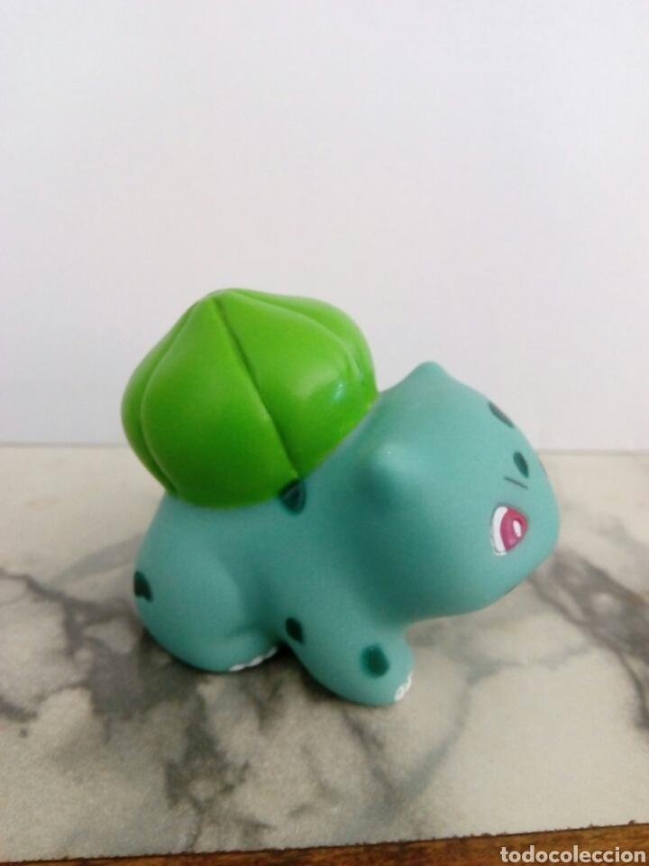 Figuras de Goma y PVC: Pokemon BULBASAUR Nintendo 1999 - Foto 2 - 113168543