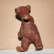 Figuras de Goma y PVC: ANTIGUA FIGURA OSO MARCA AAA TIPO SCHLEICH . Lote 113206519