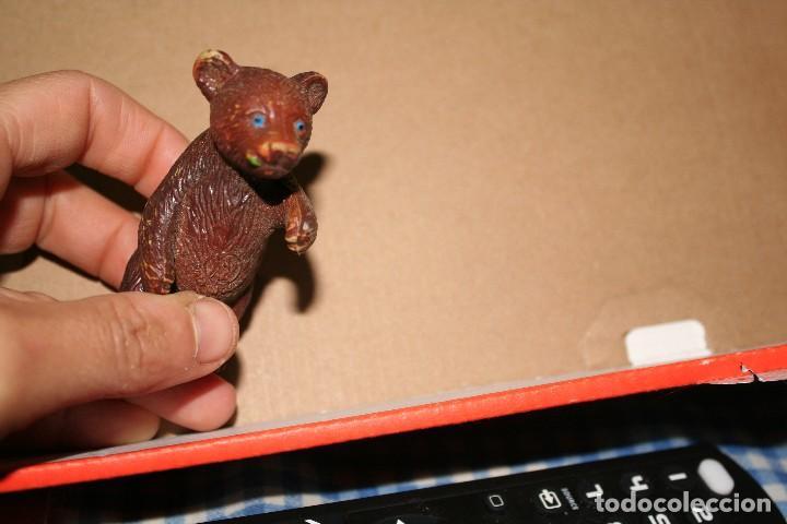 Figuras de Goma y PVC: antigua figura oso marca aaa tipo schleich - Foto 2 - 113206519