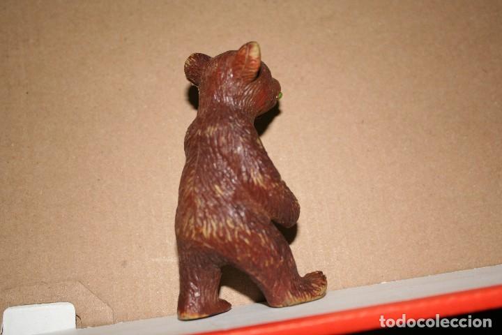 Figuras de Goma y PVC: antigua figura oso marca aaa tipo schleich - Foto 3 - 113206519