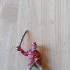 Figuras de Goma y PVC: SOLDADO EN GOMA LAFREDO LEGION EXTRANJERA. Lote 113238371