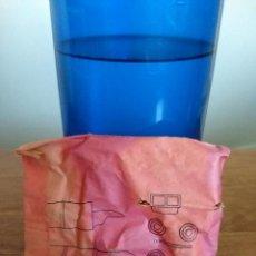 Figuras de Goma y PVC: ANTIGUO SOBRE MONTA PLEX. Lote 113321999