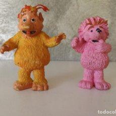 Figuras de Goma y PVC: FIGURAS ESPINETE Y YUPI COMICS SPAIN PVC. Lote 113329395