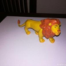 Figuras de Goma y PVC: WALT DISNEY FIGURA PVC YOLANDA COMANSI EL REY LEON SIMBA. Lote 113361332