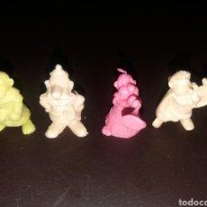 Figuras de Goma y PVC: MUÑECOS DUNKIN DE AXTERIX.. Lote 113392243